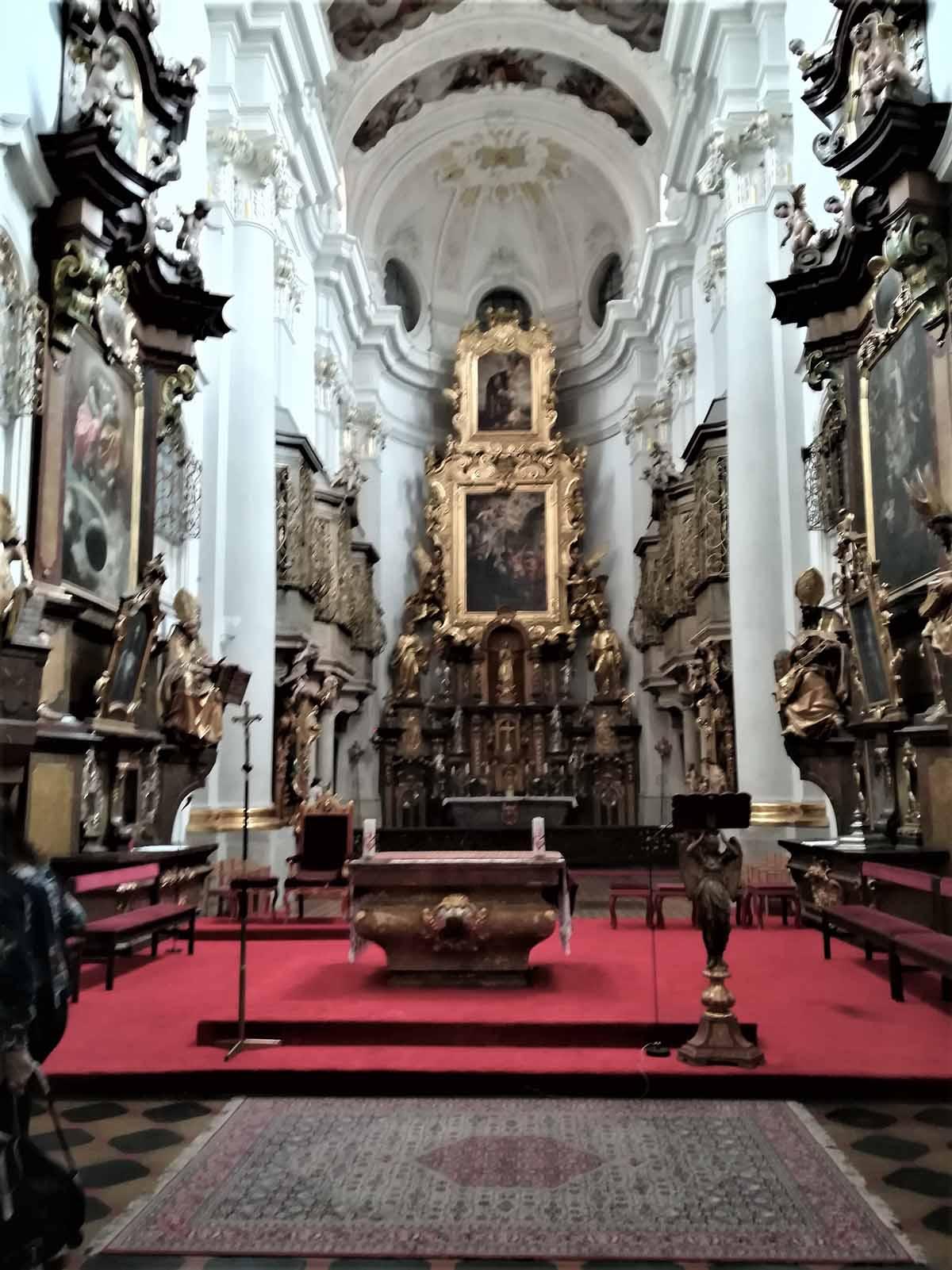 église St Thomas